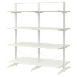ALGOT Poste/pie/estantes
