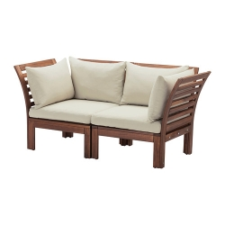 ÄPPLARÖ Combinación de sofás