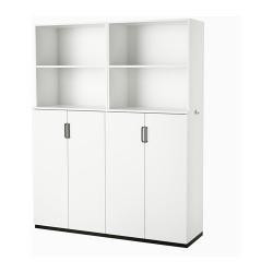 GALANT Combinación almacenaje+puertas