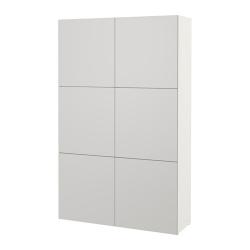 BESTÅ Combi almacenaje con puertas