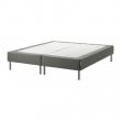 ESPEVÄR Base cama con tablillas+patas