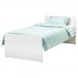 SLÄKT Estructura de cama con somier
