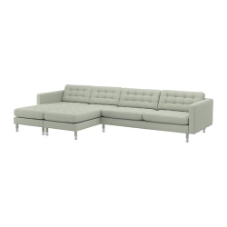 LANDSKRONA Sofá 5 plazas con divanes