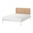 DELAKTIG Armazón de cama con cabecera