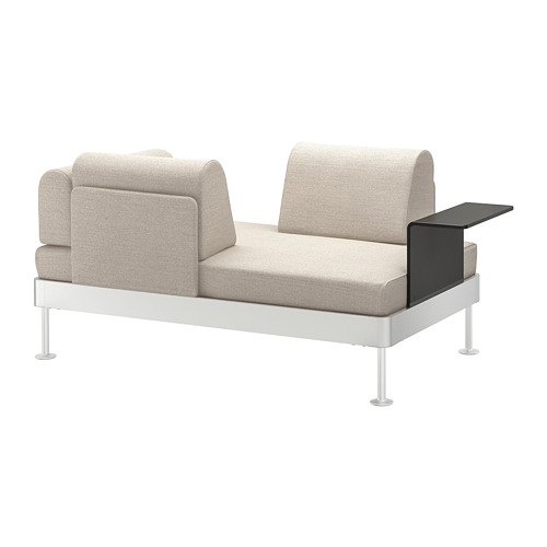 Delaktig Sofa 2 Con Mesa Auxiliar