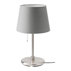 JÄRA/KRYSSMAST Lámpara de mesa