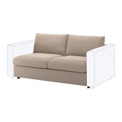 FINNALA 2 módulos sofá cama