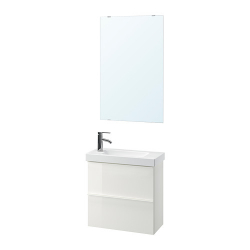 GODMORGON/HAGAVIKEN Muebles baño j4