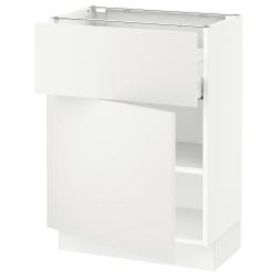 SEKTION/MAXIMERA Armario bajo+cajón/puerta