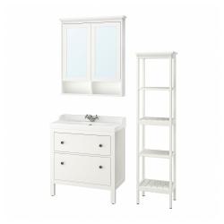 HEMNES/RÄTTVIKEN Muebles de baño j5