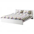 MALM Armazón de cama Full + viga