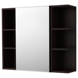 LILLÅNGEN Armario espejo&1 puerta/2 baldas