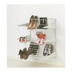 ALGOT Riel suspensión/organizador zapatos