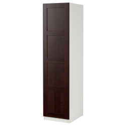 Wardrobe with 1 door