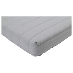 1 x LYCKSELE MURBO Colchón espuma firme para sofá cama