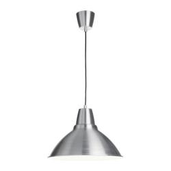 FOTO Lámpara de techo 38 aluminio