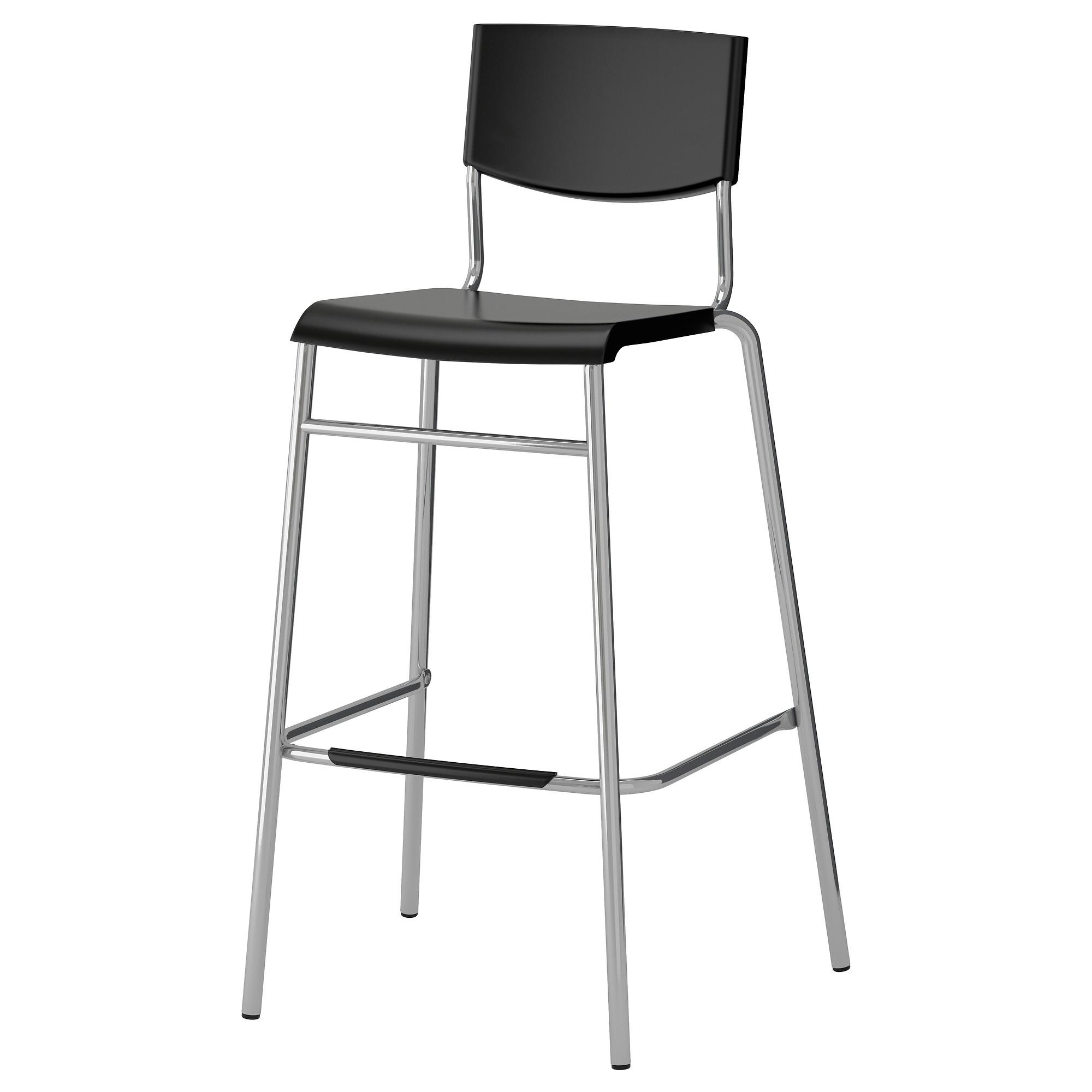STIG taburete bar alto asiento 74cm