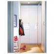 FARDAL Puerta 50x229cm, blanco alto brillo