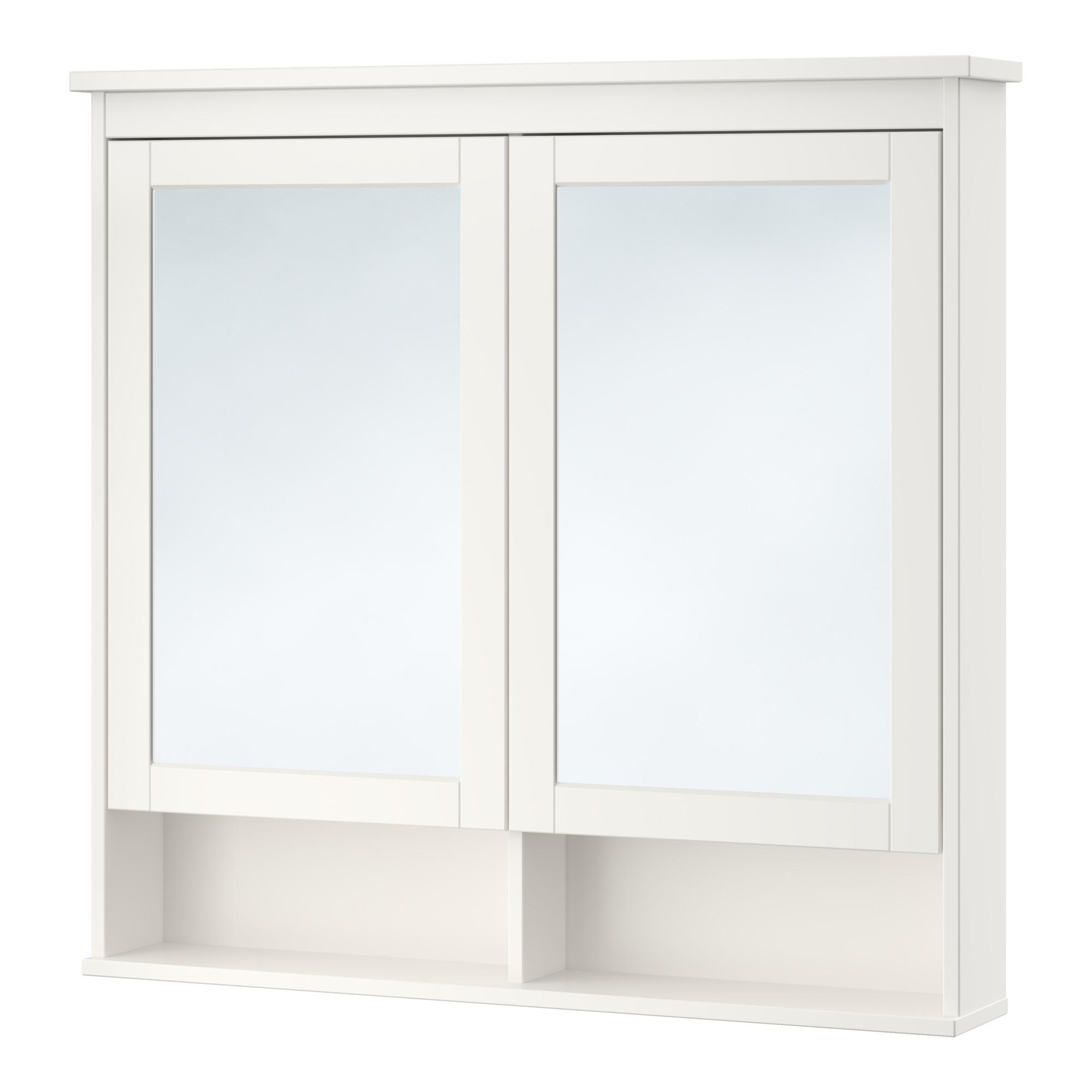 Hemnes armario espejo 2 puertas for Espejo y reflejo del caos al orden pdf