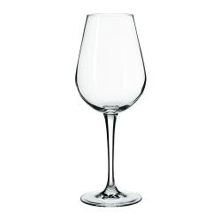 HEDERLIG Copa de vidrio para vino blanco, 35cl