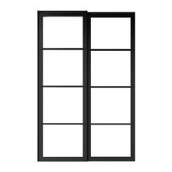 1 x PAX Riel para puertas correderas 150x236