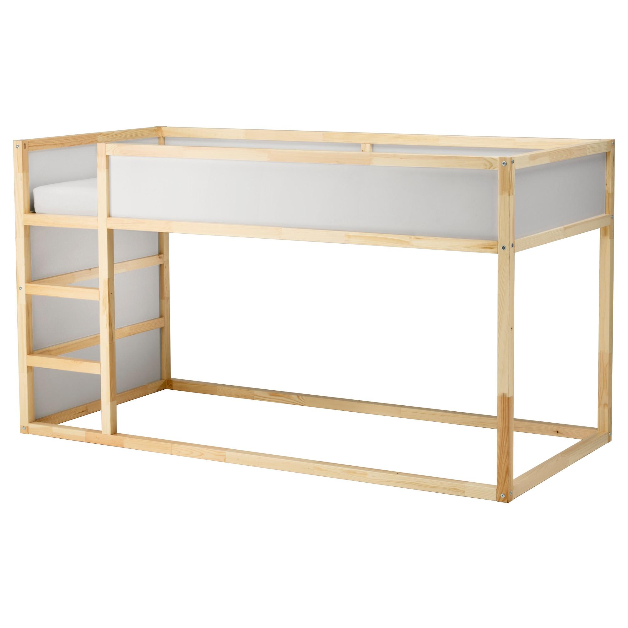 Kura cama reversible - Ikea camas para ninos ...