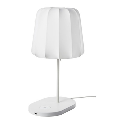 VARV Lámpara mesa+cargador inalámbrico