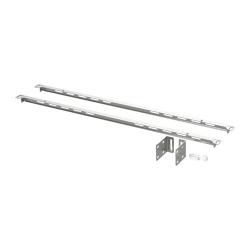 1 x SEKTION Riel superior ventilado y reforzado