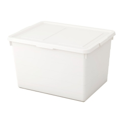 1 x SOCKERBIT Caja con tapa