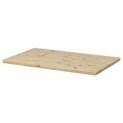 1 x KULLABERG Tablero para escritorio 110x70 cm pino
