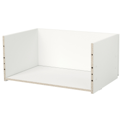2 x BESTÅ Drawer frame
