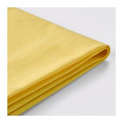 1 x KLIPPAN Funda sofá 2 plazas VISSLE amarillo