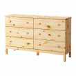 TARVA Chest of 6 drawers