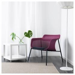 IKEA PS 2017 Sillón rosa/azul