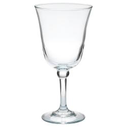 FRAMTRÄDA Copa de vino, vidrio liso, 30cl