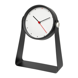GNISSLA Table clock