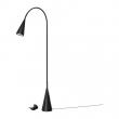 DELAKTIG Lámpara de piso LED