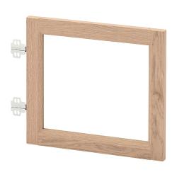 2 x OXBERG Puerta de vidrio