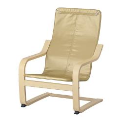 POÄNG Estructura sillón niño