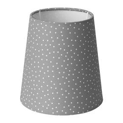 STRÅLA Pantalla para lámpara