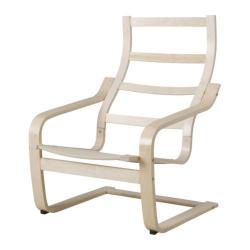 POÄNG Estructura de sillón chapa abedul