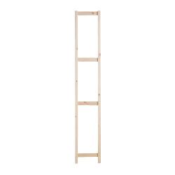 3 x IVAR Estructura lateral 30x179 cm
