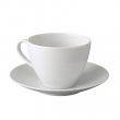 IKEA 365+ Taza de té con platillo