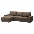 KIVIK Sofá de 2 plazas y chaiselongue