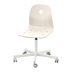 VÅGSBERG/SPORREN Swivel chair