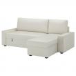 VILASUND Sofá cama con chaiselongue