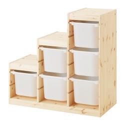 TROFAST Combinación de almacenaje
