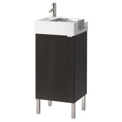 LILLÅNGEN Armario lavabo&1 puerta