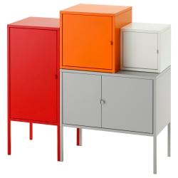 LIXHULT Combinación almacenaje