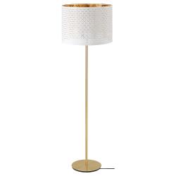 NYMÖ/SKAFTET Lámpara de piso
